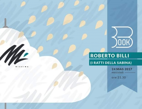 READING&LIVE DI ROBERTO BILLI QUESTA SERA A TERNI