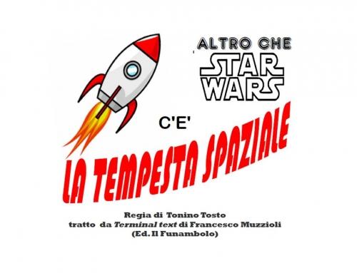 """""""Terminal Text"""" va in scena! Il debutto il 24 novembre al Teatro di Porta Portese a Roma"""