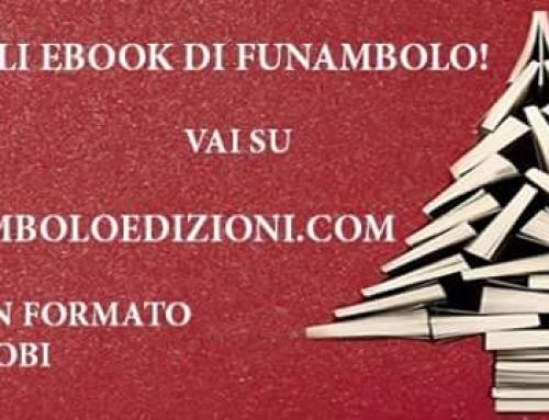 Sono arrivati gli ebook di Funambolo!