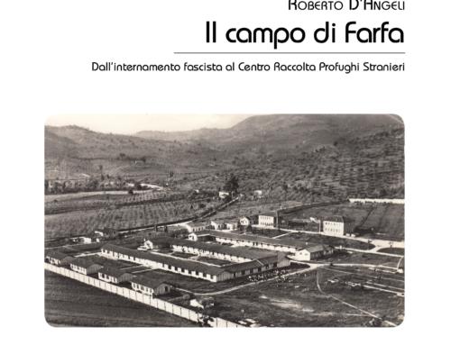 """""""IL CAMPO DI FARFA"""": ESCE IL 27 GENNAIO IL LIBRO DI ROBERTO D'ANGELI"""