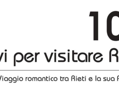 101 motivi per visitare Rieti – il nuovo libro per la collana Reate