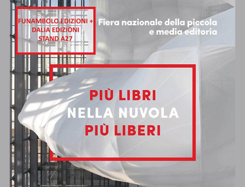 Funambolo edizioni è a Più libri Più Liberi! Dal 5 al 9 dicembre stand A27